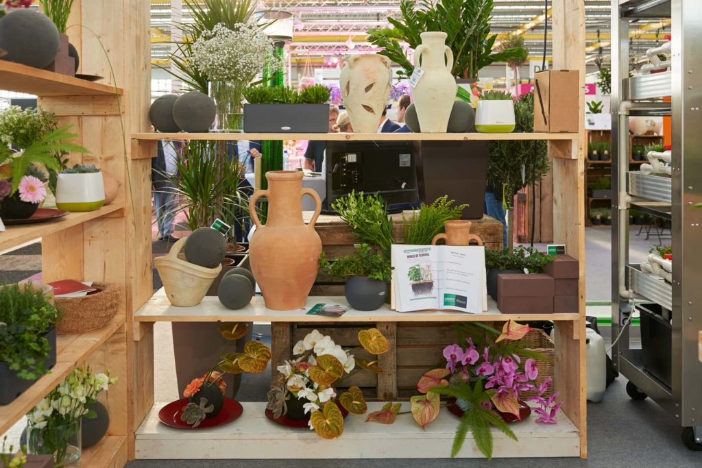 Copyright Fred Roest - fotografie voor Green Team Consultancy - IFTF beurs Vijfhuizen - World of Flowers - flora beurs in EXPO Vijfhuizen - beursstand en decoraties , naamsvermelding fotograaf verplicht